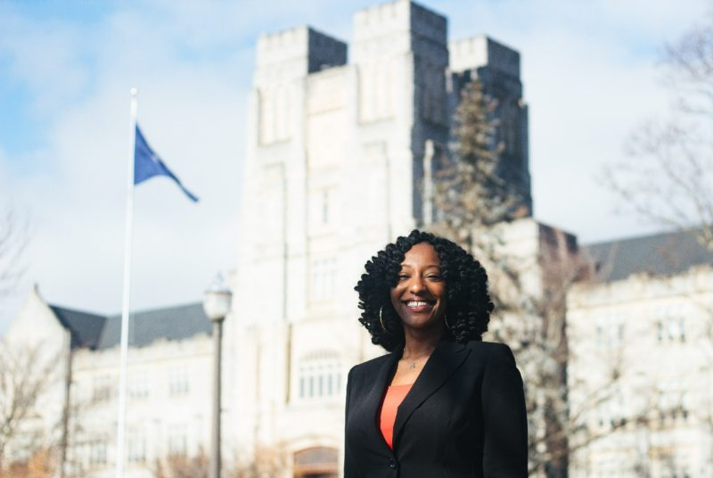 Janice Hall appointed director of diversity and inclusion at Pamplin