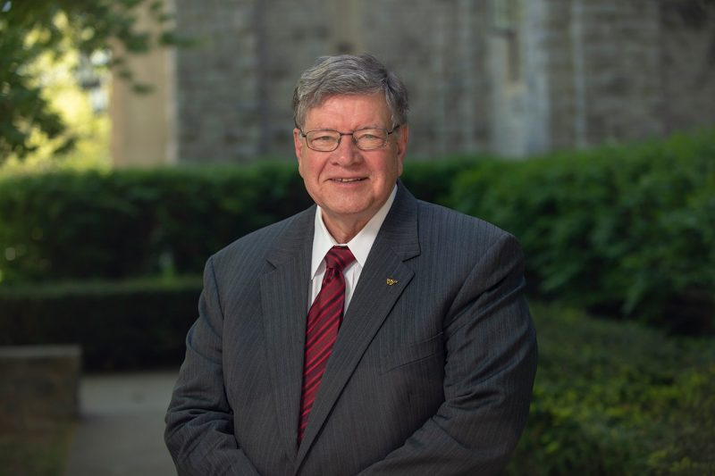 Dwight Shelton to retire as vice president for finance and chief financial officer after 40-year career at Virginia Tech
