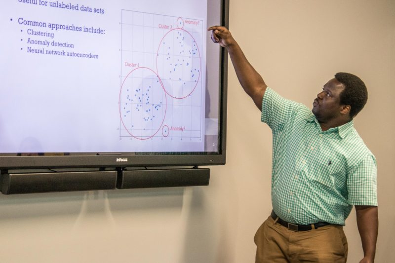 Industry turns to Newport News program to build data science workforce