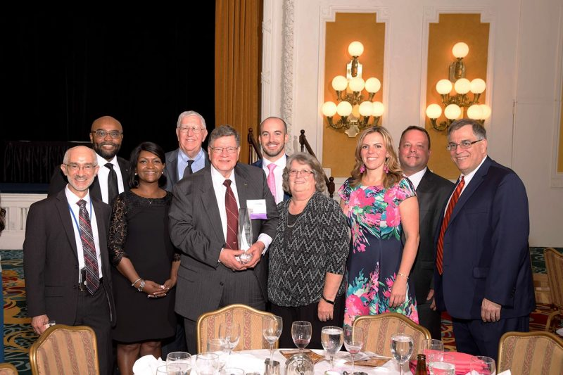 Dwight Shelton honored with 2019 Virginia CFO Award