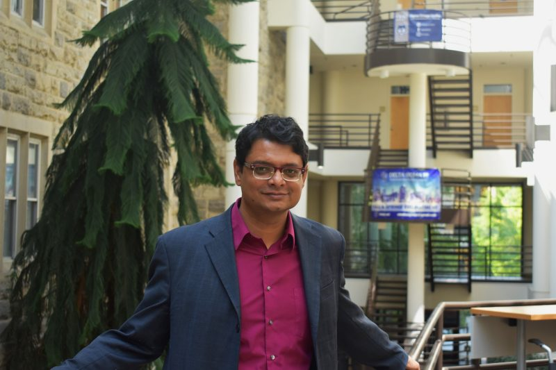 Rajesh Bagchi appointed marketing department head in the Pamplin College of Business