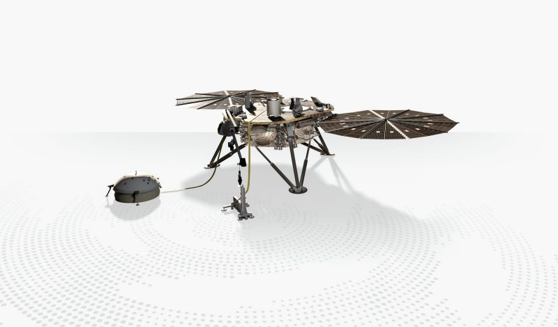 Lockheed Martin InSight Mars Lander