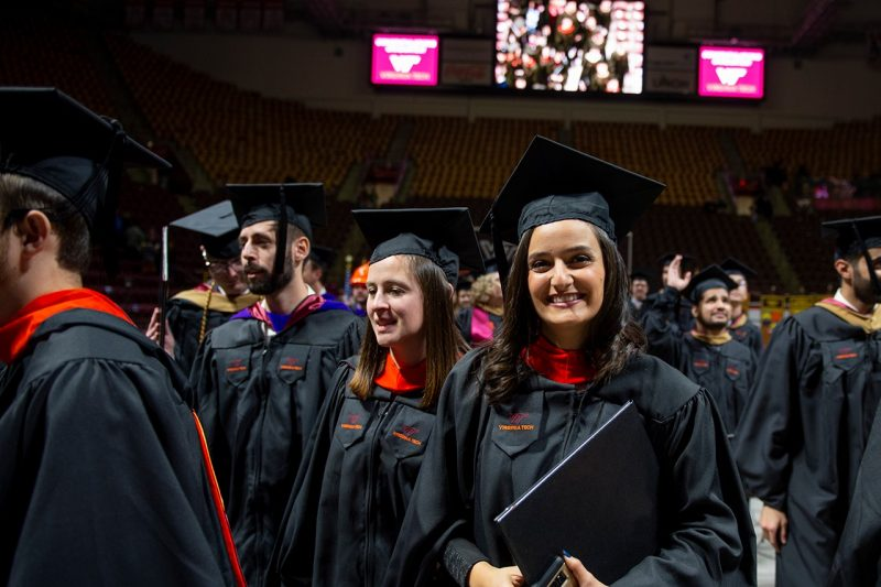 Virginia Tech faculty chosen to deliver commencement keynote speeches