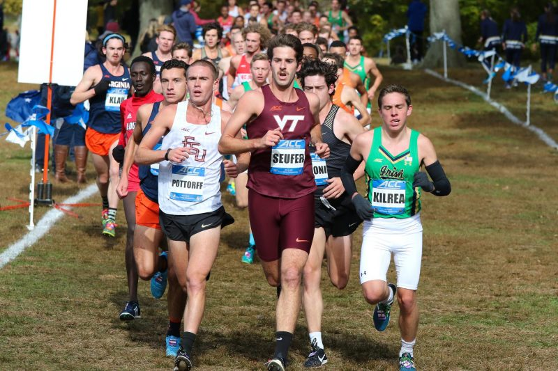 Seufer named ACC Men's Cross Country Runner of the Year