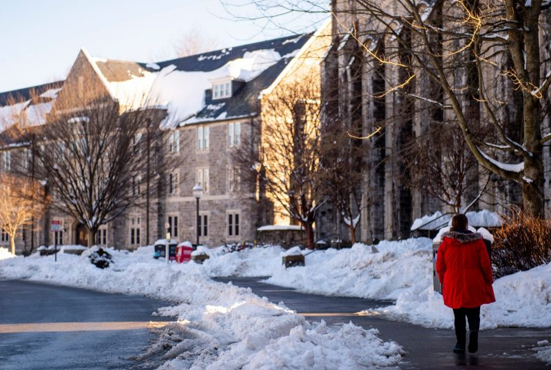More than 2,700 students enrolled in largest winter session to date