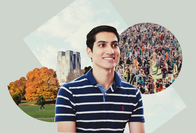 SGA president Adil Sageer aims to strengthen student and administration connections
