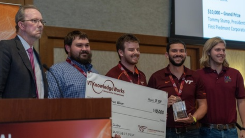 Virginia Tech hosts Global Entrepreneur Challenge for 10th year