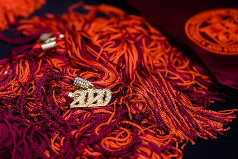 More than 2,600 Hokies to graduate at fall commencement on Dec. 18