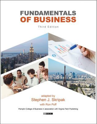 Announcing open textbook Fundamentals of Business, third edition